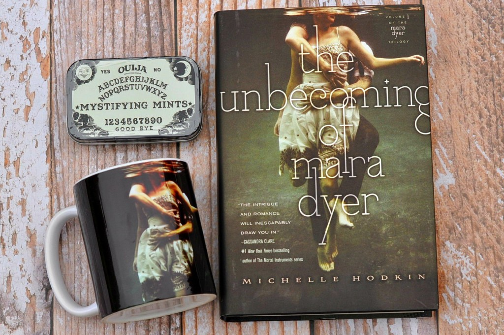 12 Days of Giveaways Mara Dyer_7